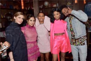 MARIE CLAIRE CELEBRATED HOLLYWOOD'S 'FRESH FACES' EVENT TO HONOR MAY COVER STARS ON APRIL 27 IN LA 11