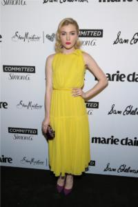 MARIE CLAIRE CELEBRATED HOLLYWOOD'S 'FRESH FACES' EVENT TO HONOR MAY COVER STARS ON APRIL 27 IN LA 17