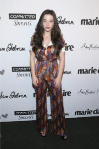 MARIE CLAIRE CELEBRATED HOLLYWOOD'S 'FRESH FACES' EVENT TO HONOR MAY COVER STARS ON APRIL 27 IN LA 25