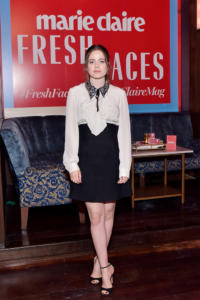Molly Gordon attends Marie Claire Celebrates Fifth Annual 'Fresh Faces' in Hollywood with SheaMoisture, Simon G. and Sam Edelman at Poppy on April 27, 2018 in Los Angeles, California.