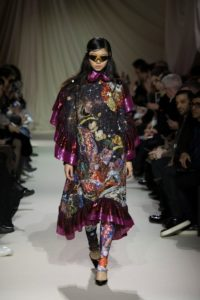 MARY KATRANTZOU AW19 LOOK 10