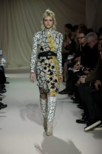MARY KATRANTZOU AW19 LOOK 27