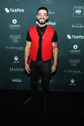 Luis Figueroa attends the 2020 MAXIM Big Game Experience on February 01, 2020 in Miami, Florida.