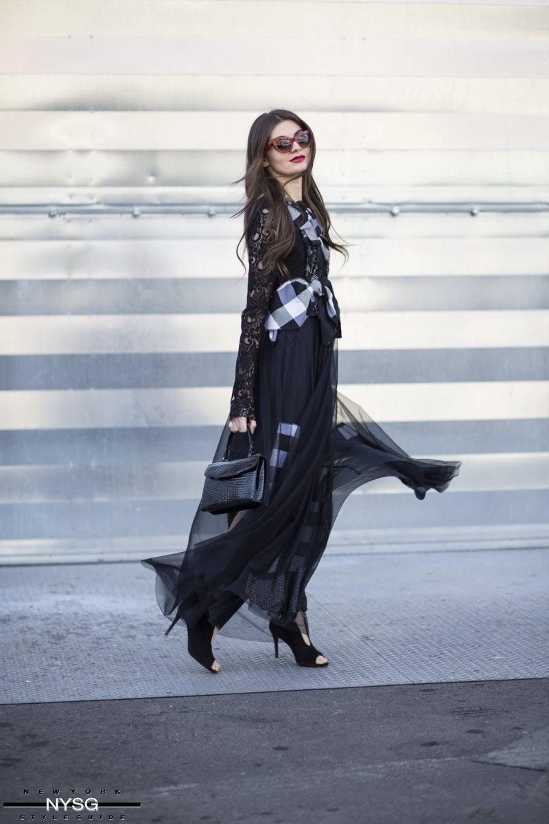 London Fashion Week Street Style Day 2