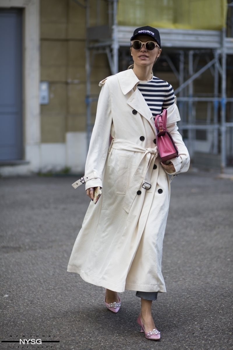 London Fashion Week Street Style Day 2