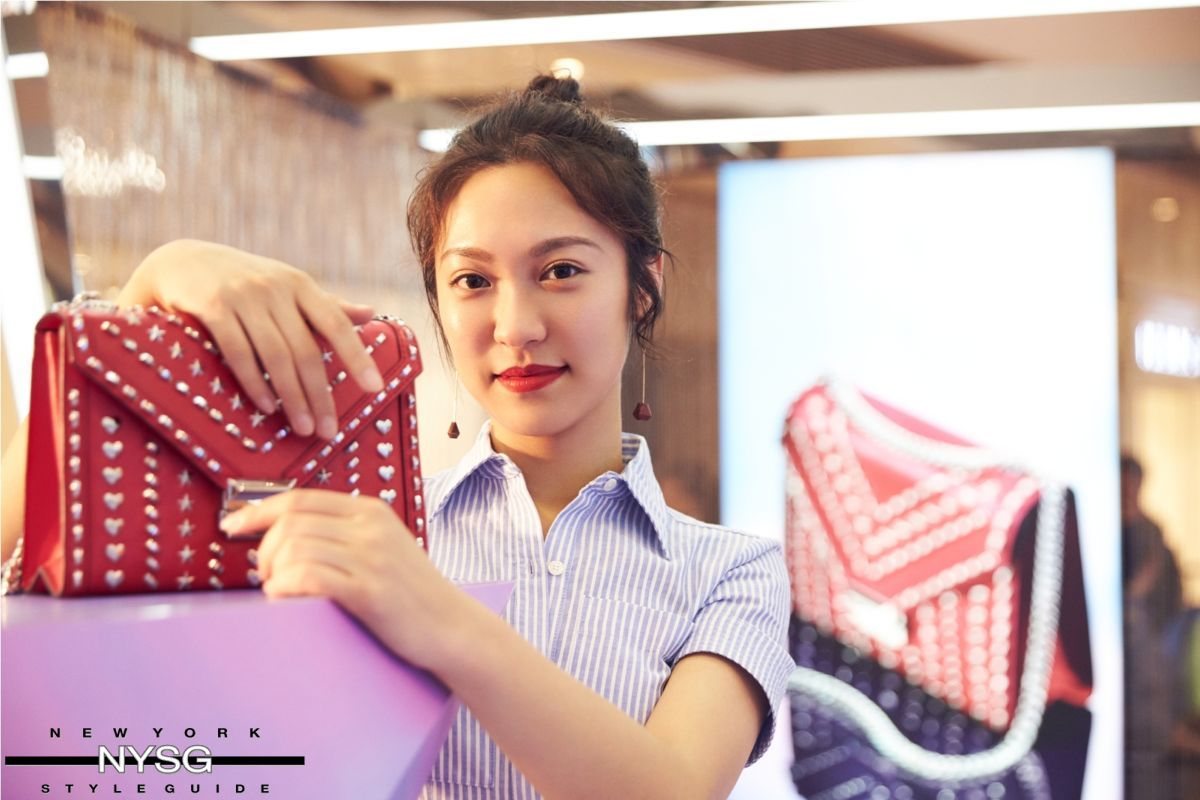 ff734acdd753 YANG MI LAUNCHES PRODUCT COLLABORATION WITH MICHAEL KORS AT SHANGHAI ...
