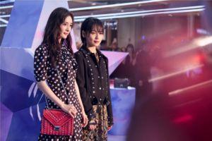 Yang Mi and Bibi Zhou 2