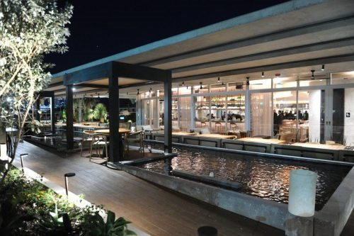 MILA, MIAMI'S NEWEST ROOFTOP RESTAURANT OFFICIALLY OPENED ON LINCOLN ROAD