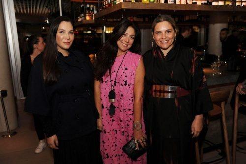 Soledad Lowe, Caro Guichon,  Angie Ferrer