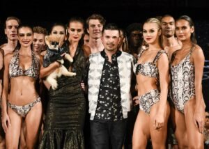 MISTER TRIPLE X At New York Fashion Week 2019 Powered by Art Hearts Fashion