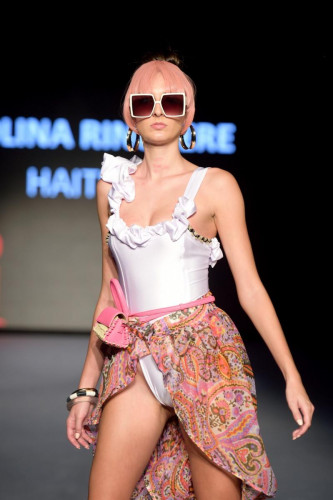 MIUAD Runway Show Paraiso Miami Beach 2021