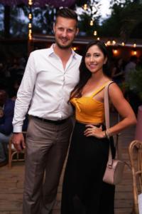 Aaron Puckett & Karolay Lozano