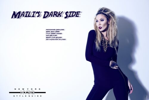 Maili's Dark Side Cover