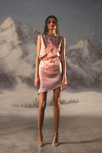 Maisie Wilen Spring/Summer 2021 Collection at New York Fashion Week