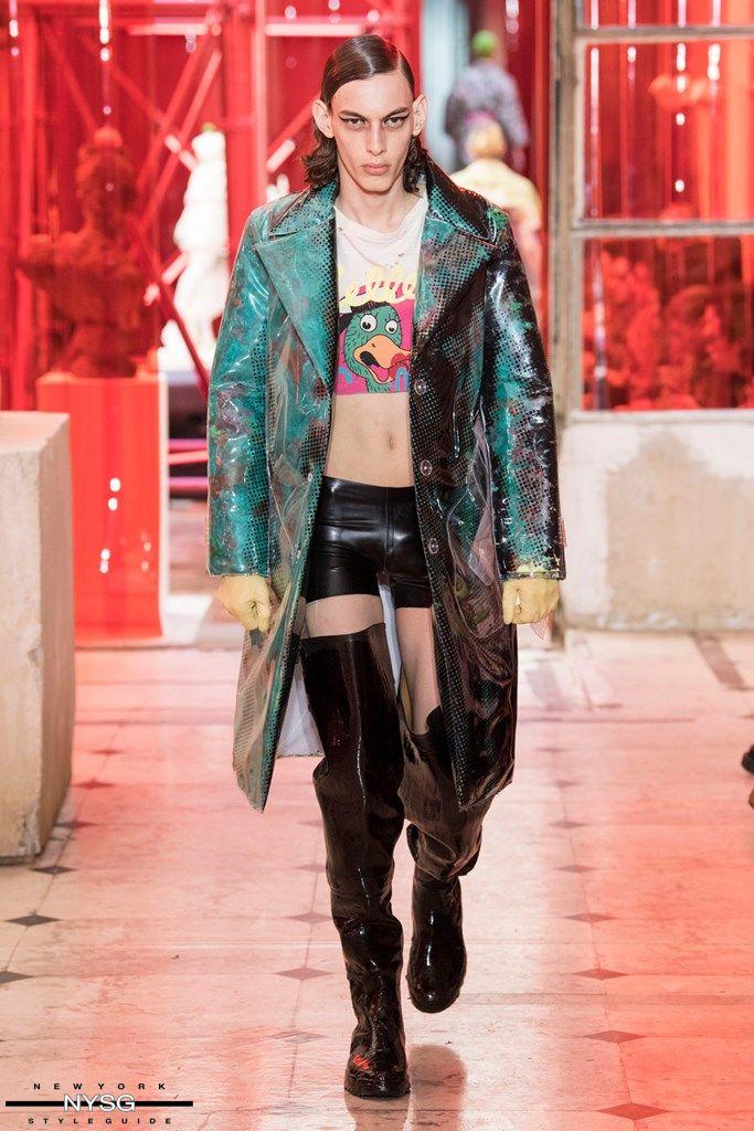 Maison Margiela Spring Summer 2019 Menswear Paris Fashion ...