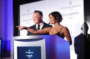 Shareef Malnik & Gabrielle Anwar Speaking30