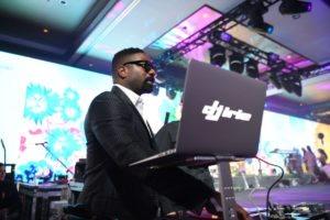 DJ Irie djing1