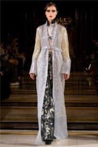 Malan Breton Spring Summer 2019 Collection - London Fashion Week 9