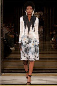 Malan Breton Spring Summer 2019 Collection - London Fashion Week 17