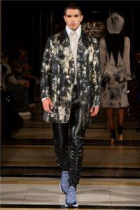 Malan Breton Spring Summer 2019 Collection - London Fashion Week 15