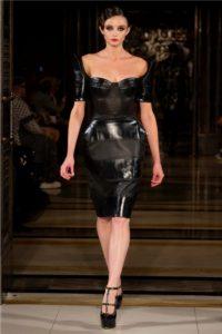Malan Breton Spring Summer 2019 Collection - London Fashion Week 29