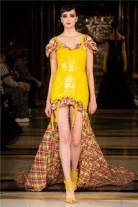 Malan Breton Spring Summer 2019 Collection - London Fashion Week 27