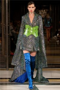 Malan Breton Spring Summer 2019 Collection - London Fashion Week 47