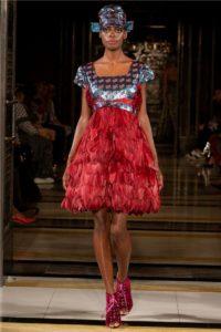Malan Breton Spring Summer 2019 Collection - London Fashion Week 51