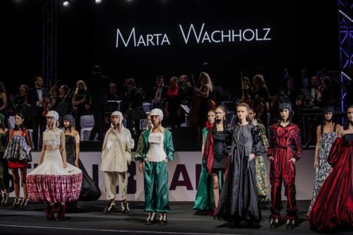Marta Wachholz Spring Summer 2022 Runway Show