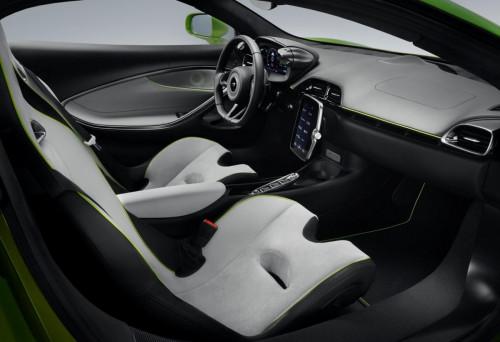 McLaren unveils all-new, next-generation High-Performance Hybrid supercar - the McLaren Artura