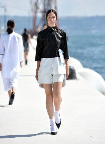 Meltem Özbek Runway Show at Mercedes-Benz Fashion Week Istanbul