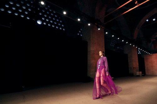 Mert Erkan Runway Show - Mercedes-Benz Fashion Week Istanbul