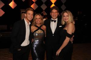 Logan, Leslie, Wayne, & Madison Pathman