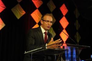 Michael Greico speaking