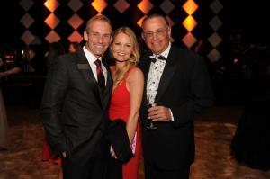 Michael Grieco, Christine Klingspor, & David Wallack