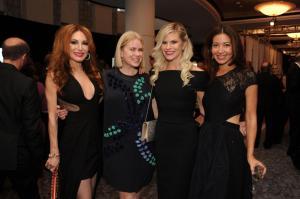 Tara Solomon, Maria Beguiristain, Suzy Buckley Woodward, & Candise Shanbron