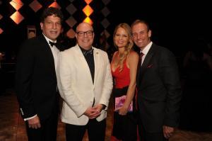 Wayne Pathman, David Richardson, Christine Klingspor, & Michael Grieco