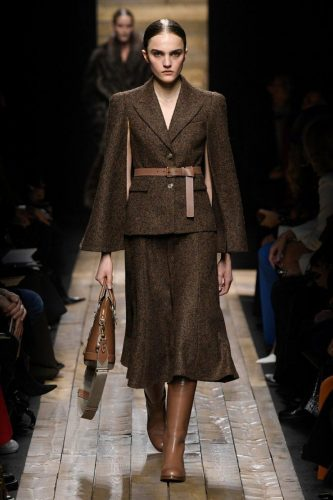 Michael Kors Runway Show from New York Fashion Week