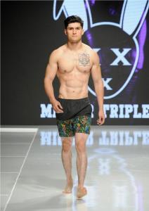 Mister Triple x Tropix Resort Collections at Los Angeles Fashion Week SS18 Art Hearts Fashion 5