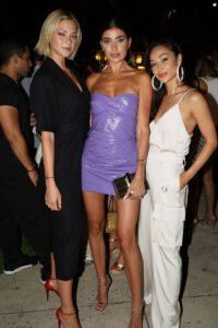 Amanda Pacheco, Nicole Williams English, Cara Santana1