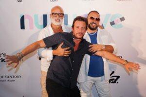 Mo Garcia, Tommy Alastra, David Einhorn