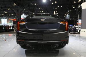 Cadillac CT6B