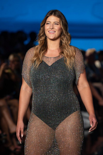 Natalia Fedner at Miami Swim Week – Powered By Art Hearts Fashion