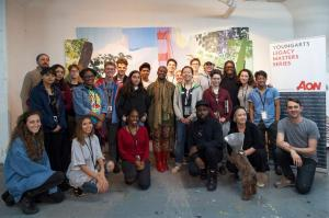 AON master class with MickaleneThomas photo by Jordan Tiberio