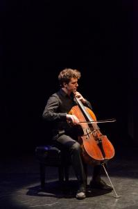 Classical Music Winner Ethan Cobb performing at Baryshnikov Arts Center photo by Jordan Tiberio