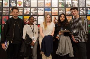 Photography master class at VICE with photo editor ElizabethRenstrom photo by Jordan Tiberio