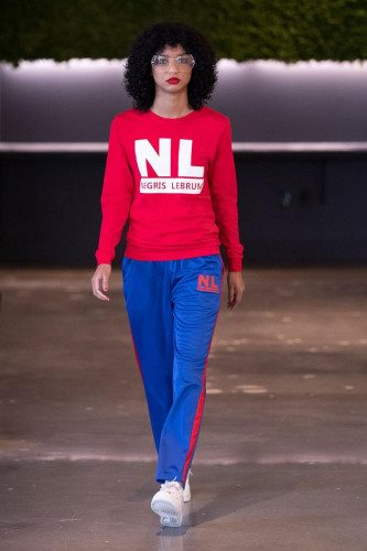 Negris LeBrum Spring 2021 Collection Show at NYFW
