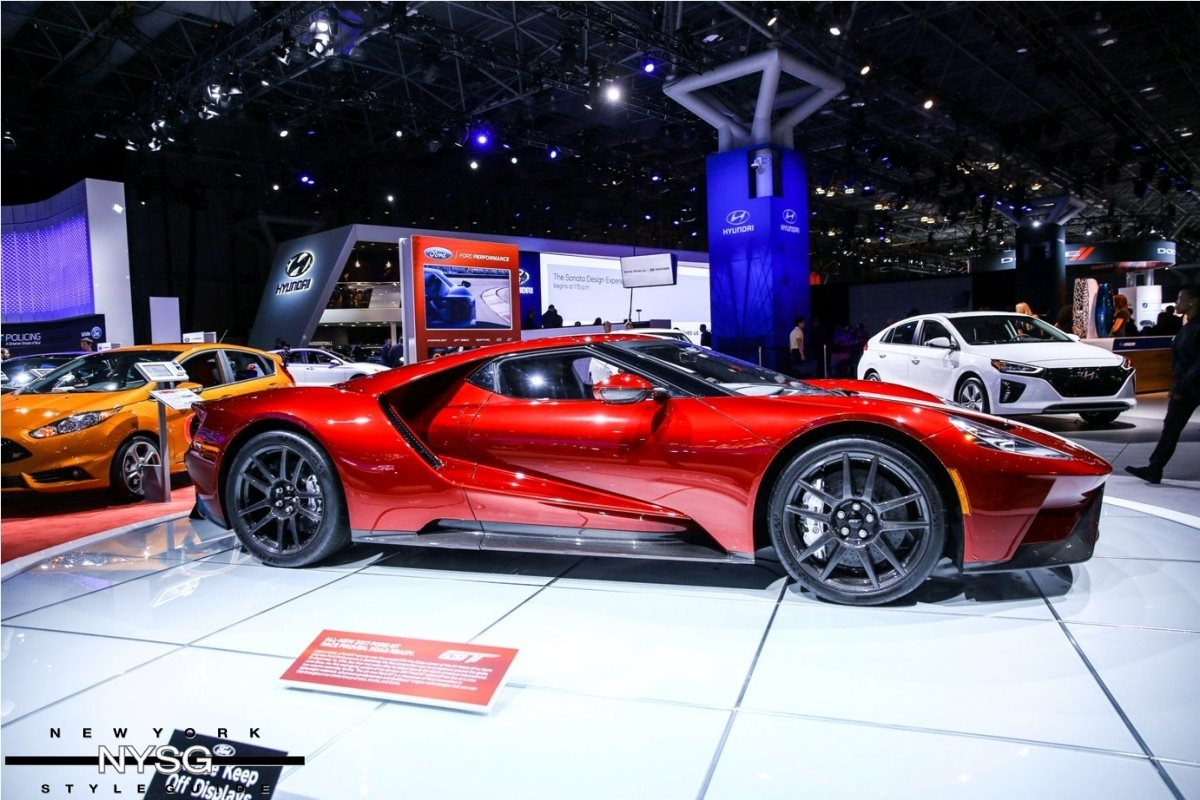 Car Shows In Ny - The New York International Auto Show