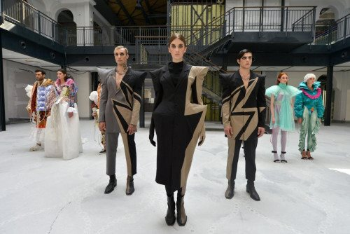 NEW GEN Runway Show - Mercedes-Benz Fashion Week Istanbul