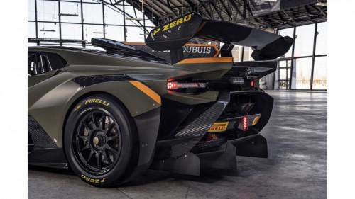 Lamborghini Huracán Super Trofeo EVO2 10